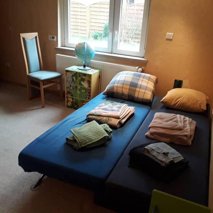 Wannderer und Monteurzimmer