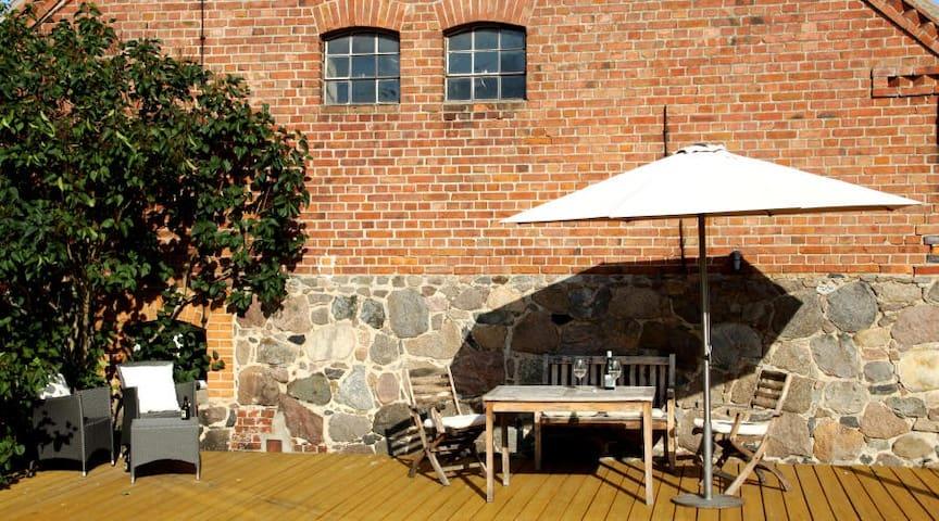 Gülitzer Landhaus unterm Storchennest