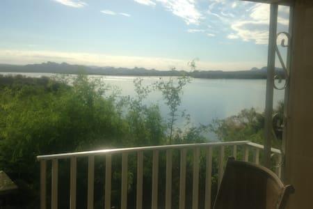 Lake Havasu Lake Front Home - Lake Havasu City