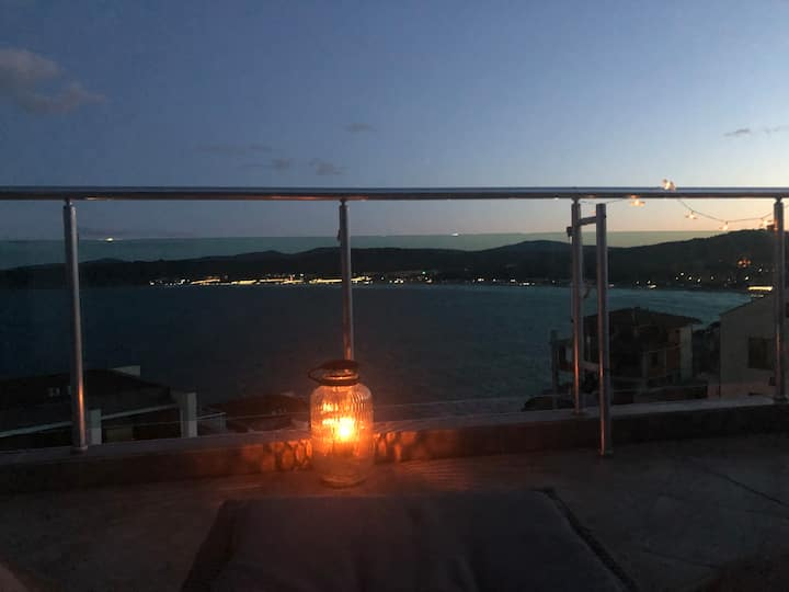 Luxury Penthouse apartment with sea view inSozopol