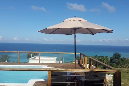 Ocean View 2 beds, 2 baths w/pool - Montego Bay