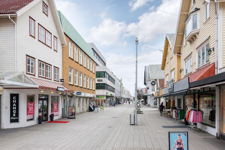 Studio apartment in the heart of Haugesund