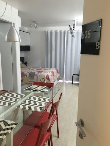 Studio,proximo metro Tiete, Anhembi, Center Norte - São Paulo - Apartment