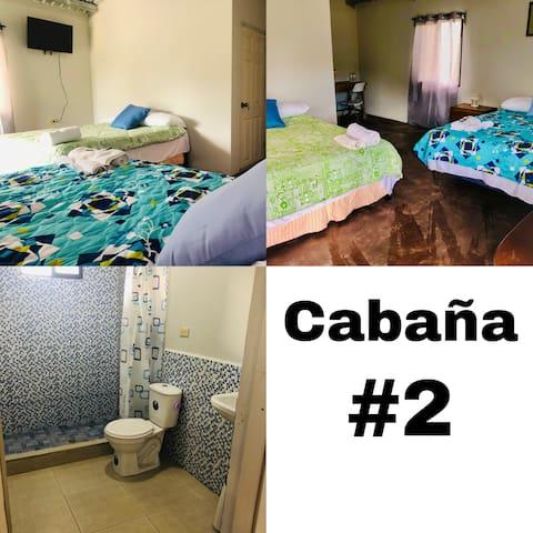 KELUCAR Cabaña (Cabin) No. 2