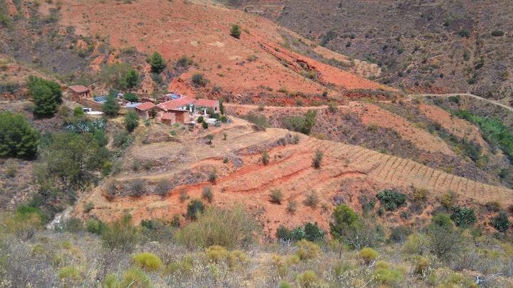 Malagueña @ «SHANGRI-LARA»  Costa Tropical Retreat