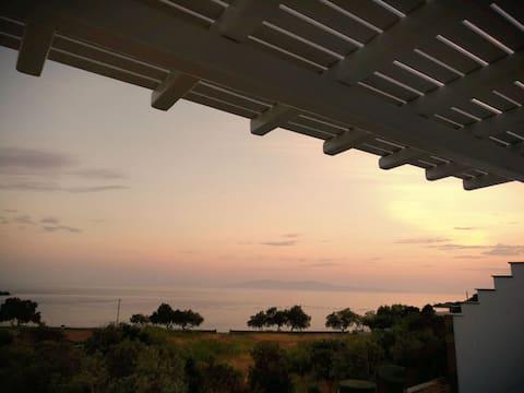 Mesmerizing views of the Aegean Sea
