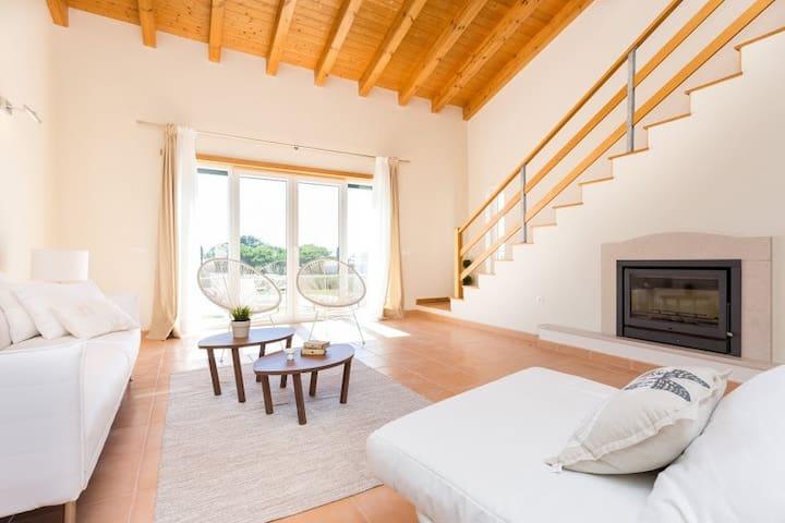 Villa T1 Contemporânea e Design