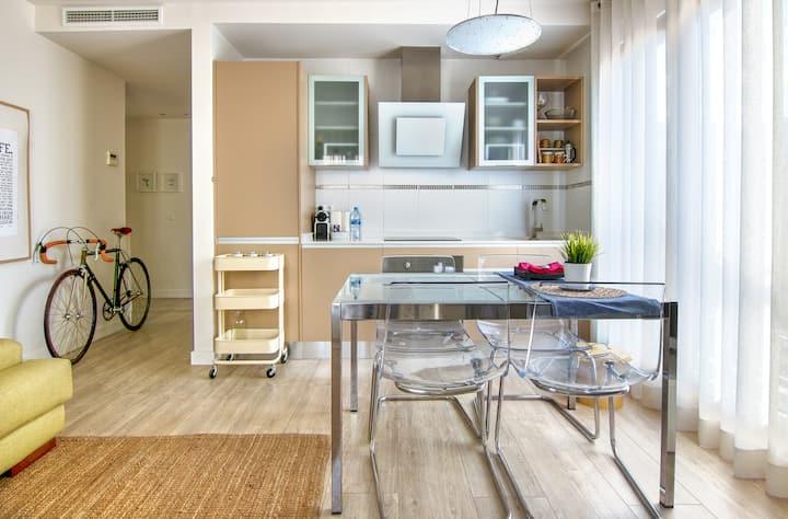 Acogedor  apartamento en Gandia