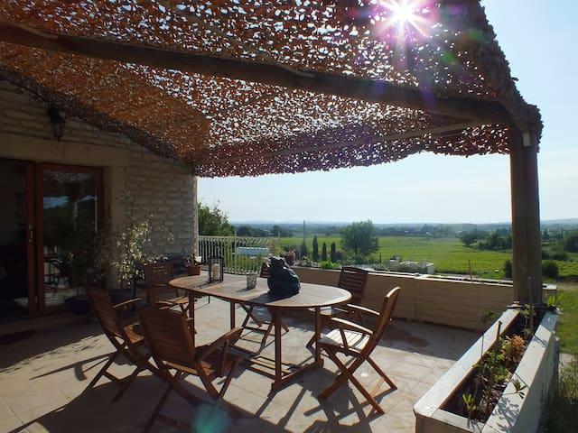 Maison en Ardèche - Gras - Hus
