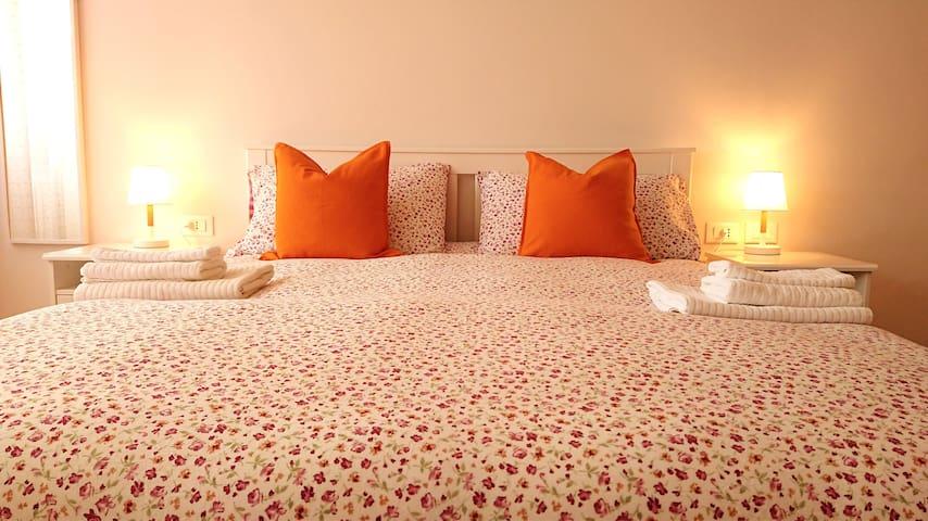 Il Gufo e la Gattina....  Vero Bed and Breakfast!
