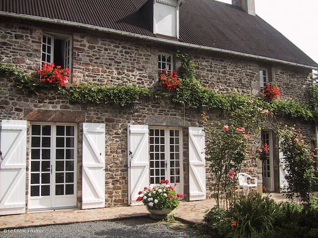 Wonderful characteristic house in Normandy - Montpinchon - 獨棟