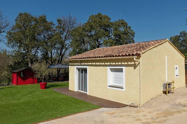"""""""Le Pavillon"""" villa indépendante + piscine..."""