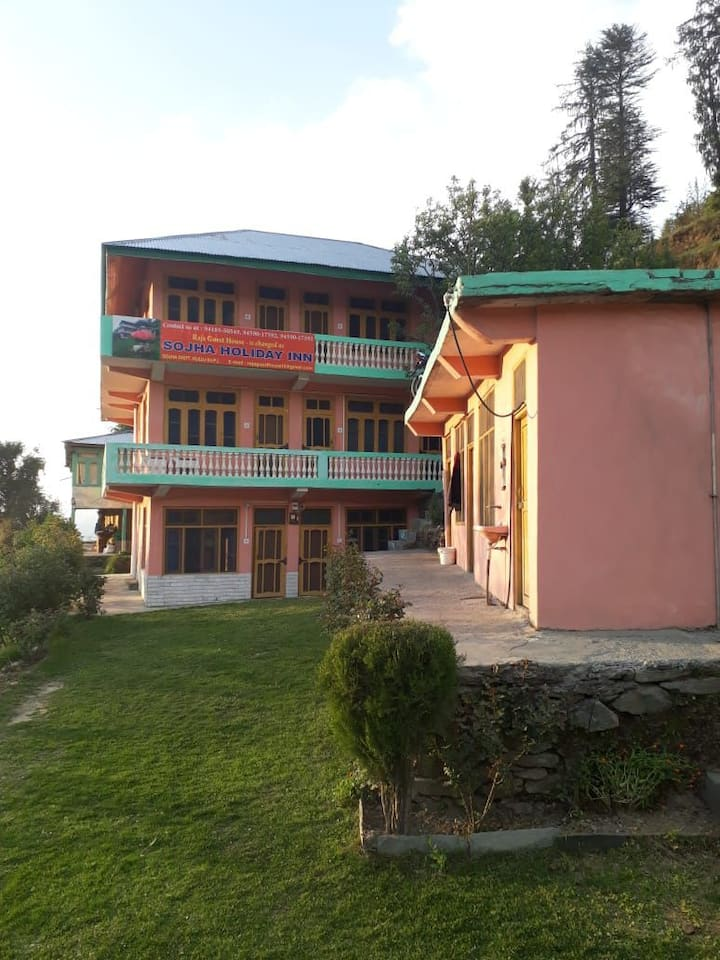 Sojha is a little village located in kullu.