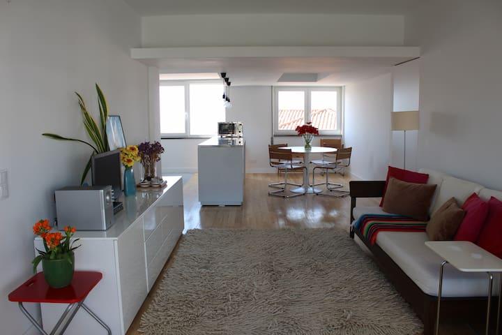 Two bedrooms Beach Apartment- 32483/AL - Parede