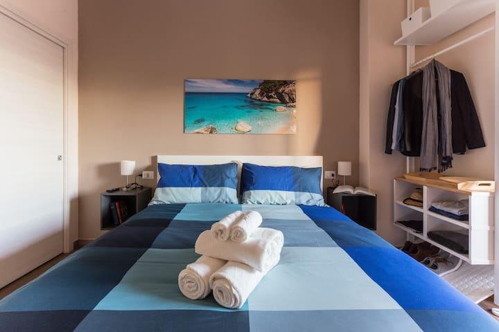 Charming private suite in the center of Cagliari