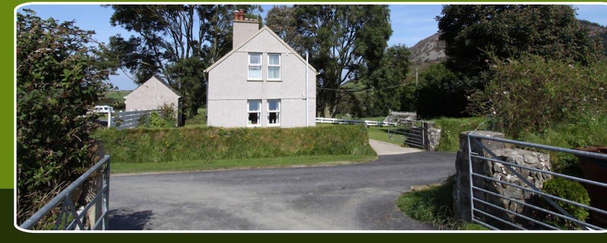 Garreg Lwyd Farm