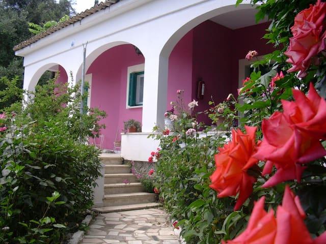 Vanilla studio1,calm,garden.parking - Παλαιοκαστρίτσα - Rumah