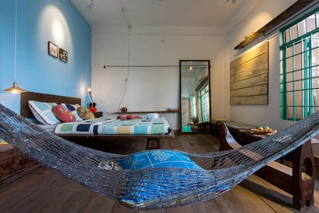 Funky architect's apartment - Ho Chi Minh City - Daire