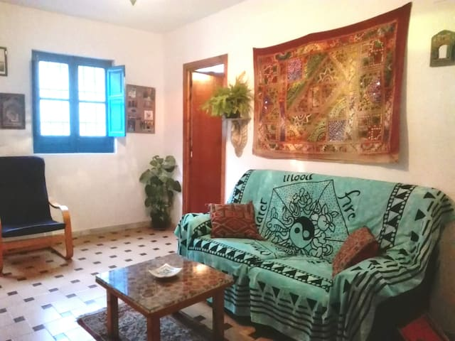 Special appartment in Bajo Albaycin. - Grenada