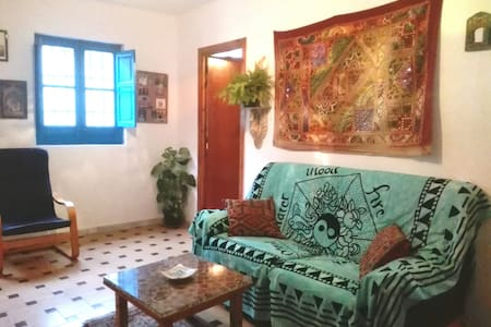 Special appartment in Bajo Albaycin. - Grenada - Lägenhet