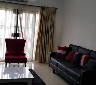 Asa Executive 1bedroom Apartment
