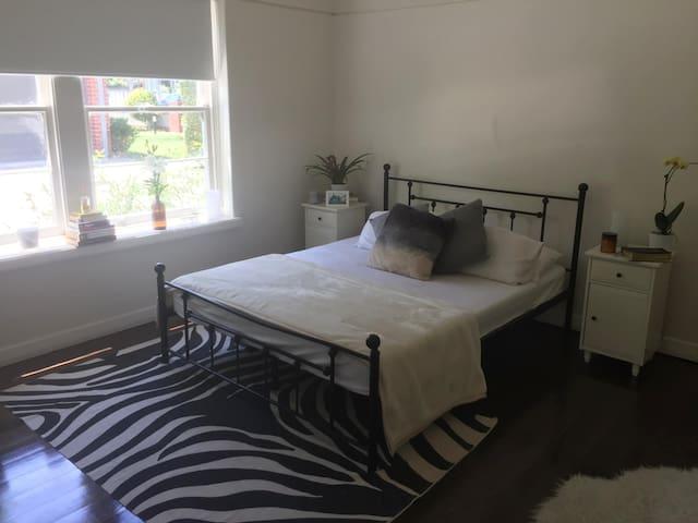 Private cozy room