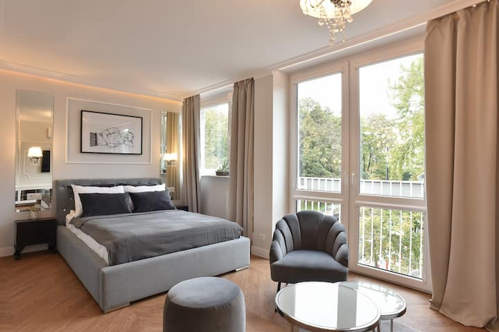 Glamour Apartment - nowy, świetna lokalizacja