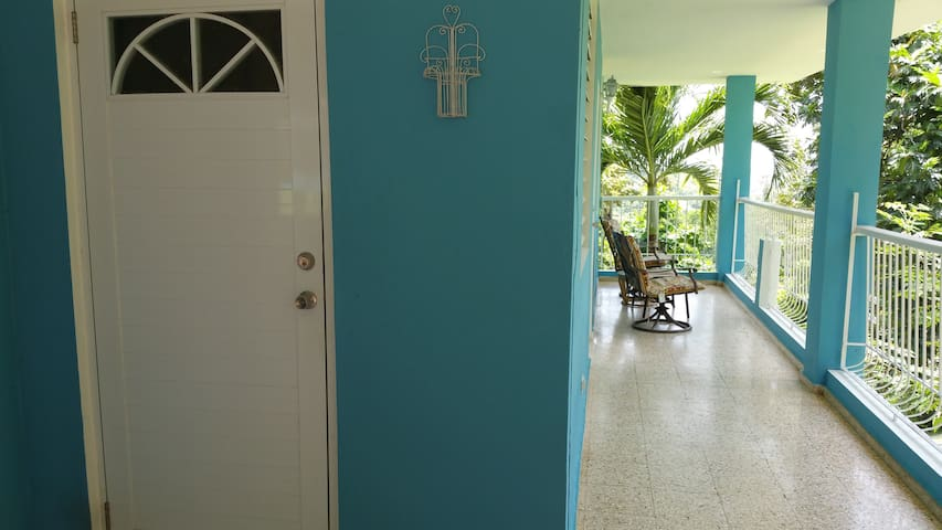 Rainforest Retreat - Luquillo - House