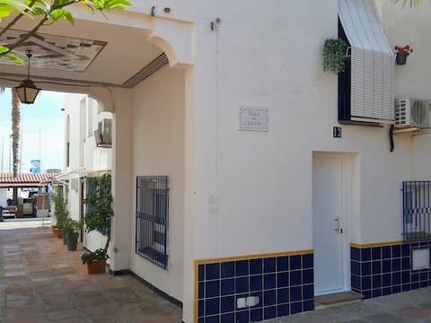 Acogedor departamento en el puerto de Sitges
