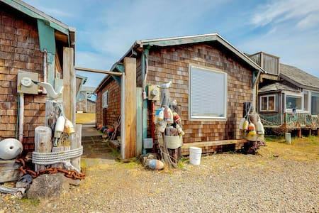 Cozy Nye Beach bungalow near the beach, in unbeatable location