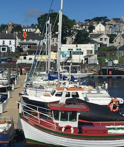 SEAFRONT Cottage in Ballycastle Marina: 5 Bayview - Ballycastle
