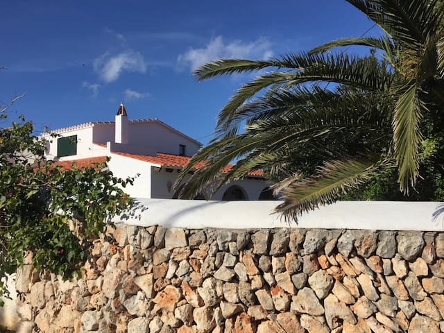 Lovely house 5 bedrooms swimming p - Es Castell - Haus