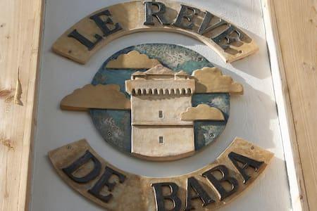Le rêve de Baba - Bassoues - Huis