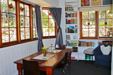 Watermark House-The Library+Views - Leura