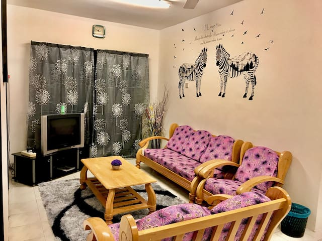 Budget Homestay Near Mount Jasar2 (10min/TeaHouse)