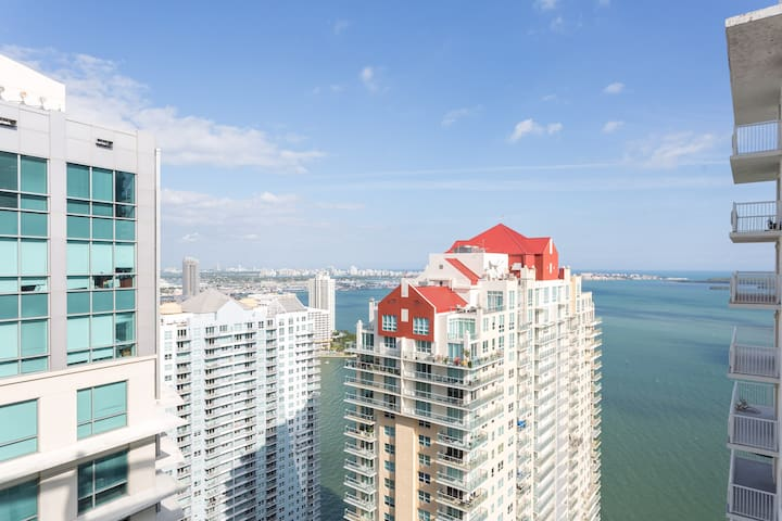 Penthouse Apartment in Brickell