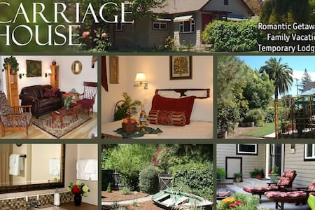 The Carriage House - Lakeport