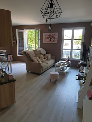 Appartement charmant