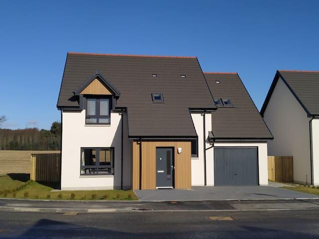 Càirdeil House, Dornoch, Sutherland