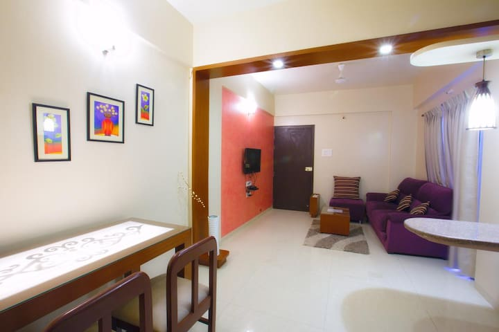 #Sanitized Stay, Specious Home 1 bedroom+Breakfast