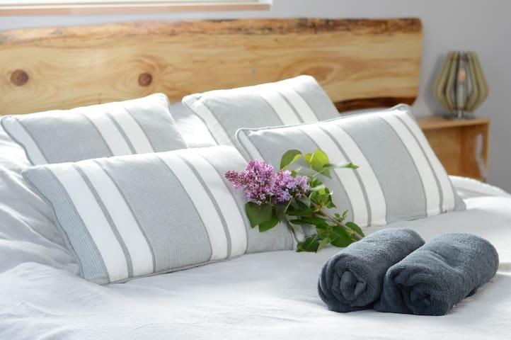 Ein Gästezimmer mit Charme im Herzen des Elsass