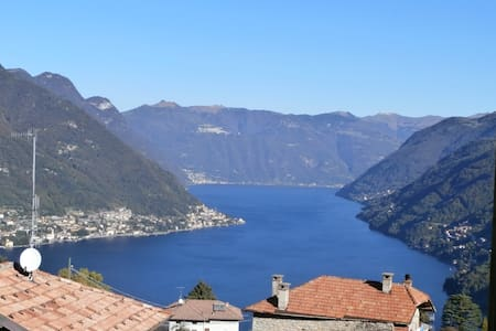 Holiday Home Liliana  fantastic views of Lake Como - Faggeto Lario - Leilighet