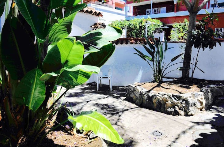Cozy Cottage close to the bustling city & mountain - Las Palmas de Gran Canaria - Apartment