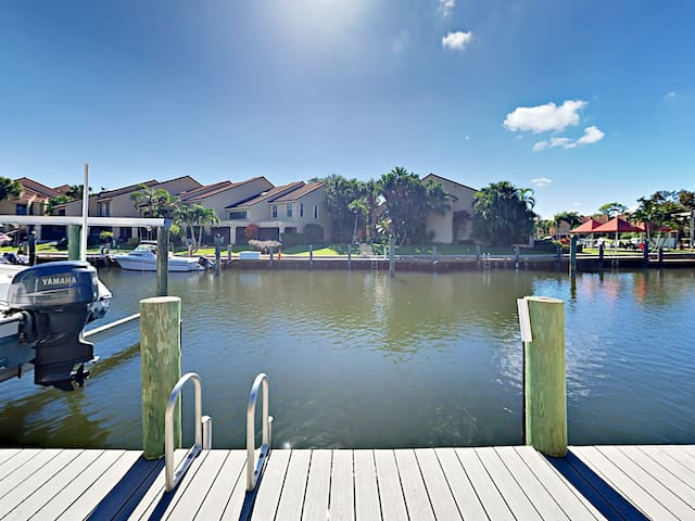 4BR Waterfront Retreat w/ Private Dock & Pool