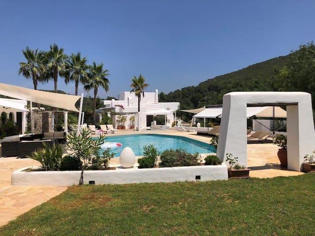 Luxury Villa in The Paradise of Northern Ibiza