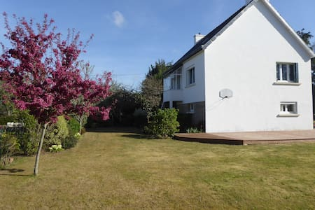 Family Friendly 3 Bedroom House in Brittany.