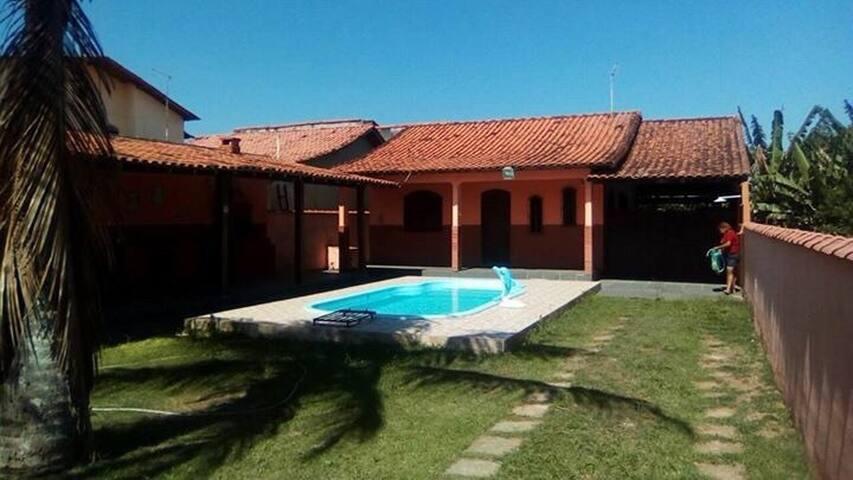 Casa maravilhosa em Jaconé