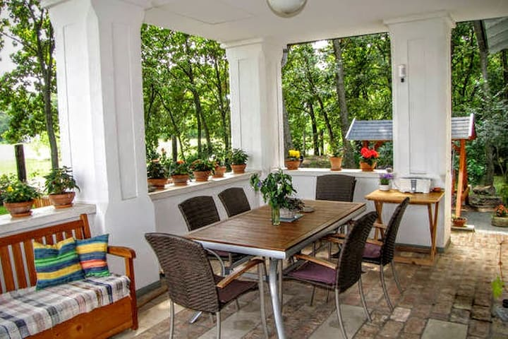 Luxus Kúria - A Nyugalom Szigete - Hajdúszoboszló - Haus