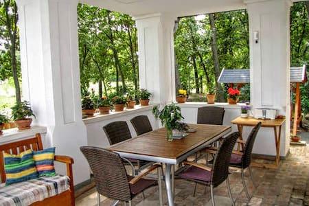 Luxus Kúria - A Nyugalom Szigete - Hajdúszoboszló - Ev