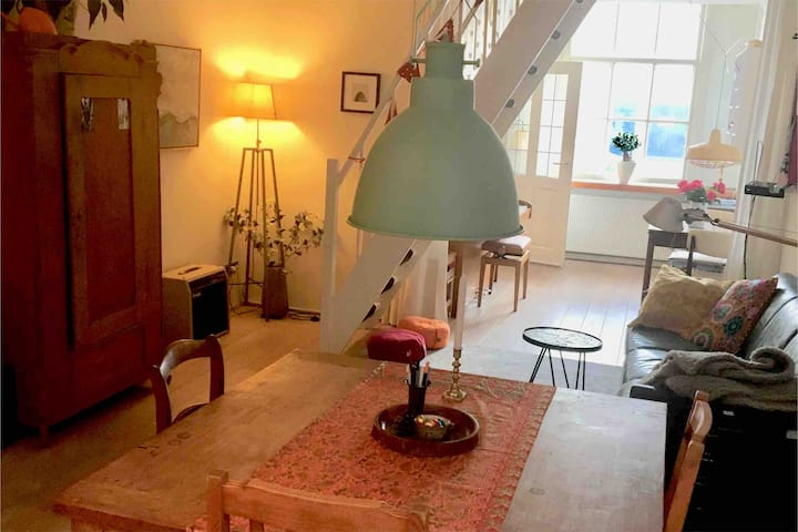 Charming cottage in the historic centre of Weesp